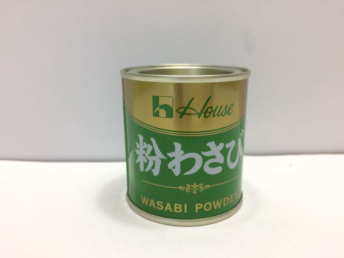 HOUSE Canned Wasabi Powder35g