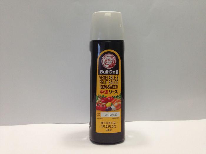 BULLDOG Chunoh Sauce 500ml