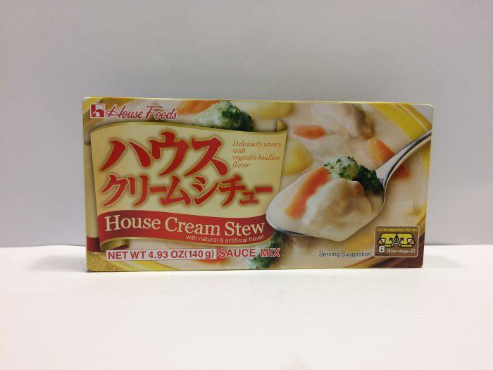 HOUSE Cream Stew140g