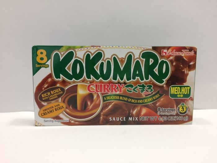 HOUSE Kokumaro Curry (Medium Hot)140g