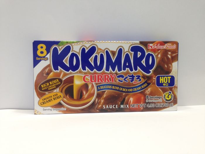 HOUSE Kokumaro Curry (Hot)140g