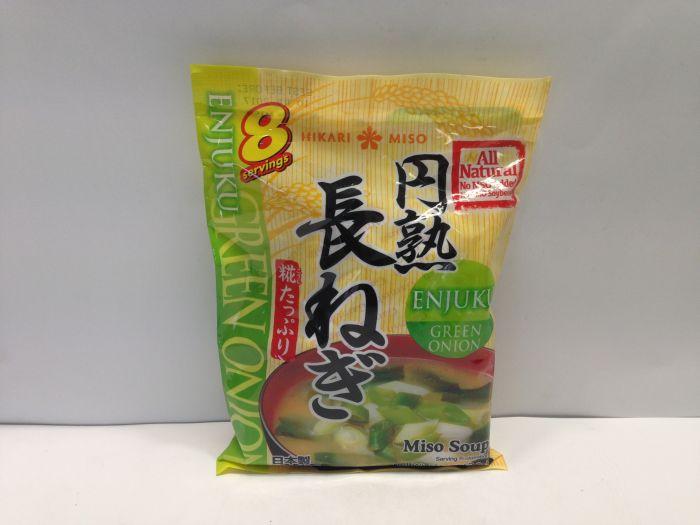 HIKARI MISO Miso Soup (Green Onion) 8p