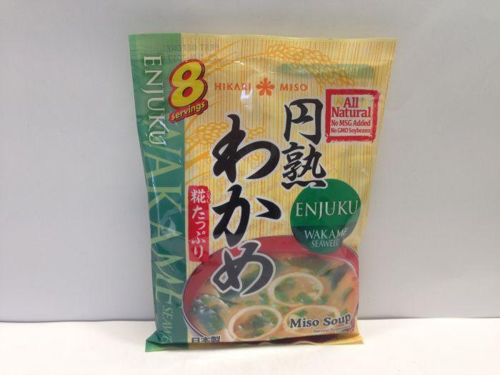 HIKARI MISO Miso Soup (Seaweed) 8p