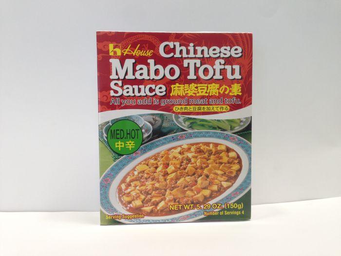 HOUSE Mabo Tofu (Medium Hot)150g