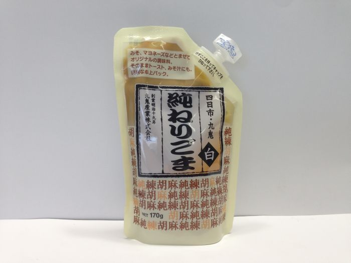 KUKI White sesame Paste 120g