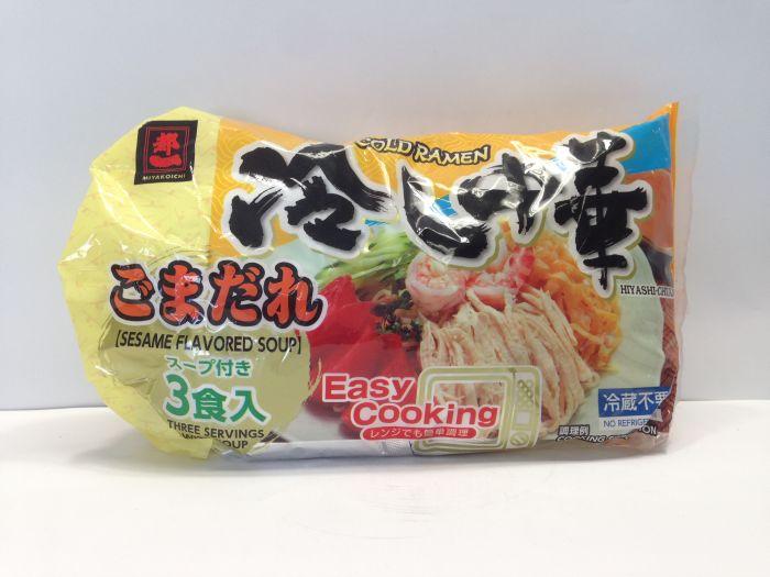 MIYAKOICHI Hiyashi Chuka (sesame Sauce) 675g