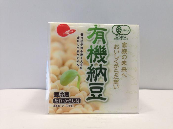 ASAICHIBAN Organic Mito Natto 40gx3P