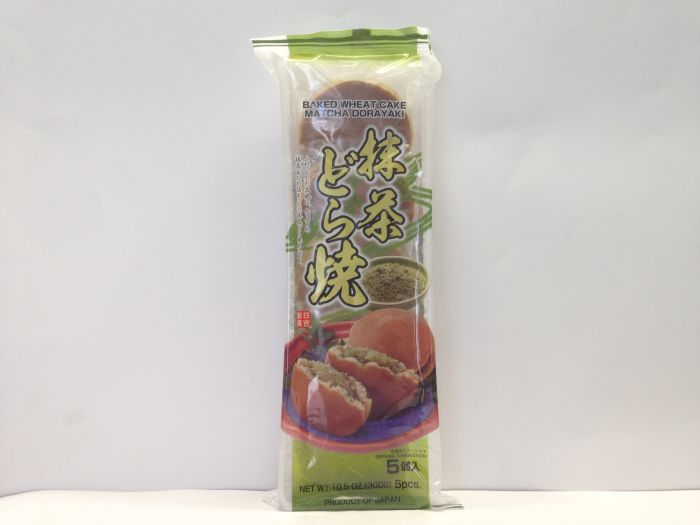 HIYOSHI Matcha Pancake 5p(300g)