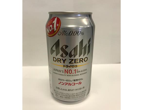 ASAHI Dry Zero 350ml
