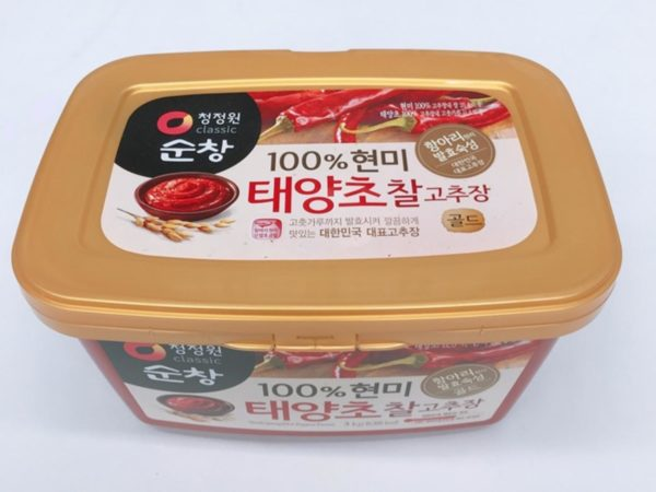 Hot Red Pepper Paste 3kg