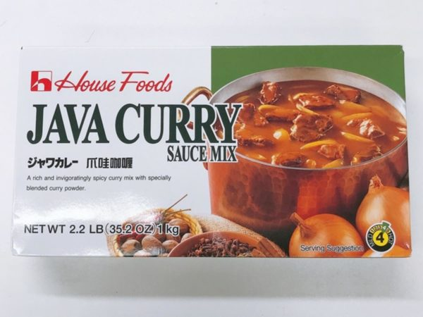 Jave Curry 1kg