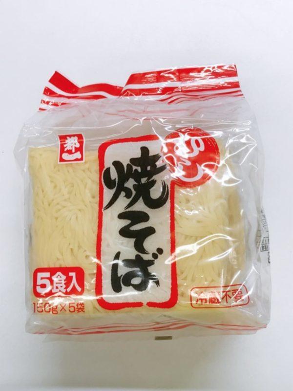 Mushi Yakisoba 5pc