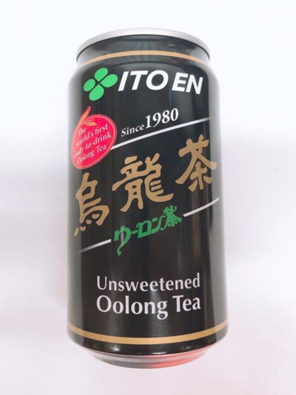 Oolong Tea Can 340ml