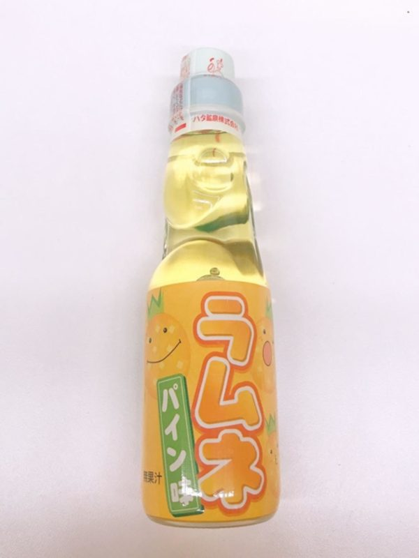 Ramune (Pineapple) 200ml