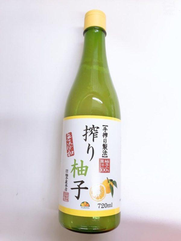 Shibori Yuzu Juice 720ml