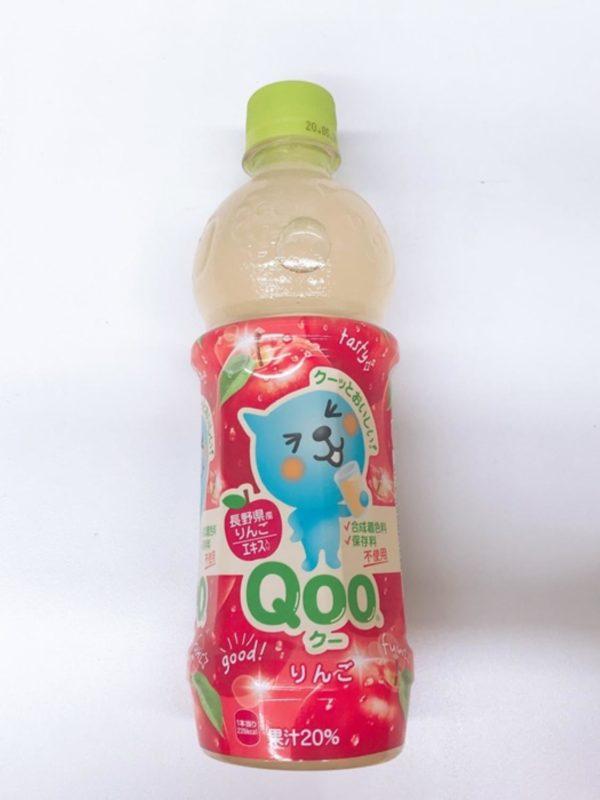 Minutes Made Qoo (Apple) 470ml