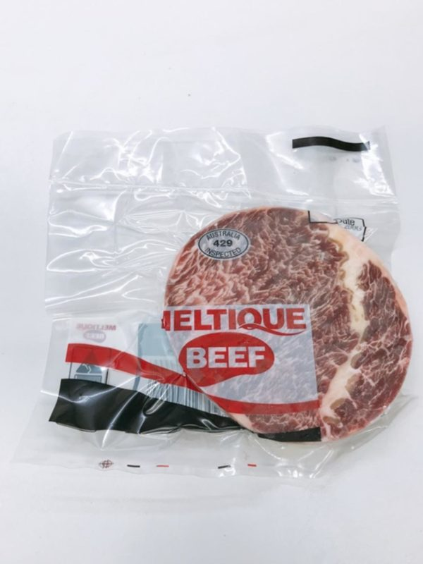 Meltique Beef Cuberoll Portion 200g