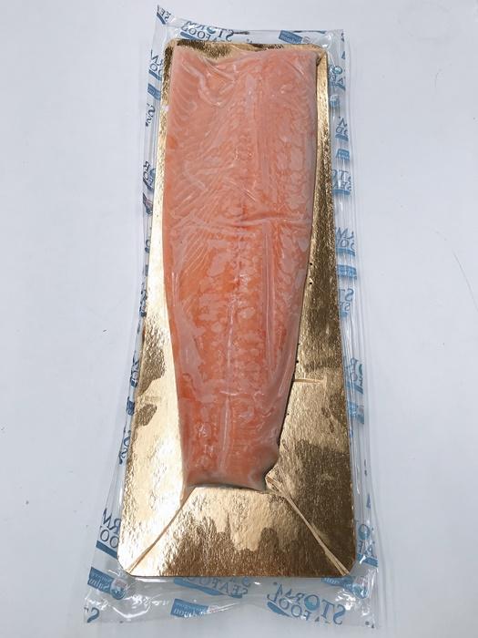 Skin On Salmon Fillet
