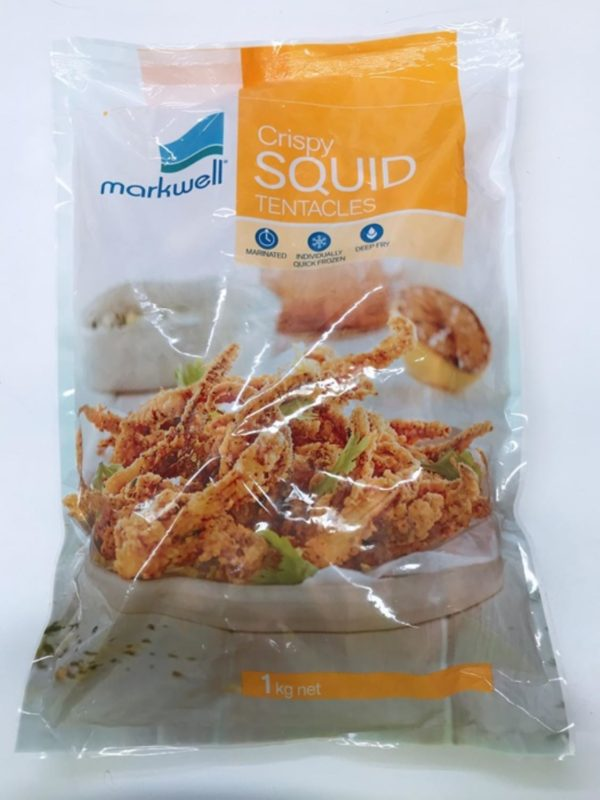 Crispy Squid Tentacles 1kg