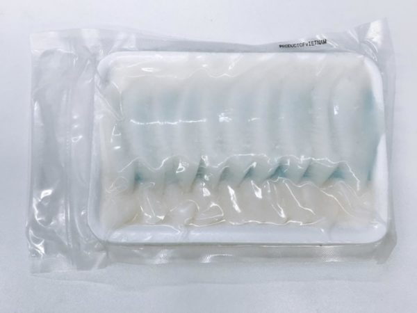 Daimond Squid Slice 10g  20pc