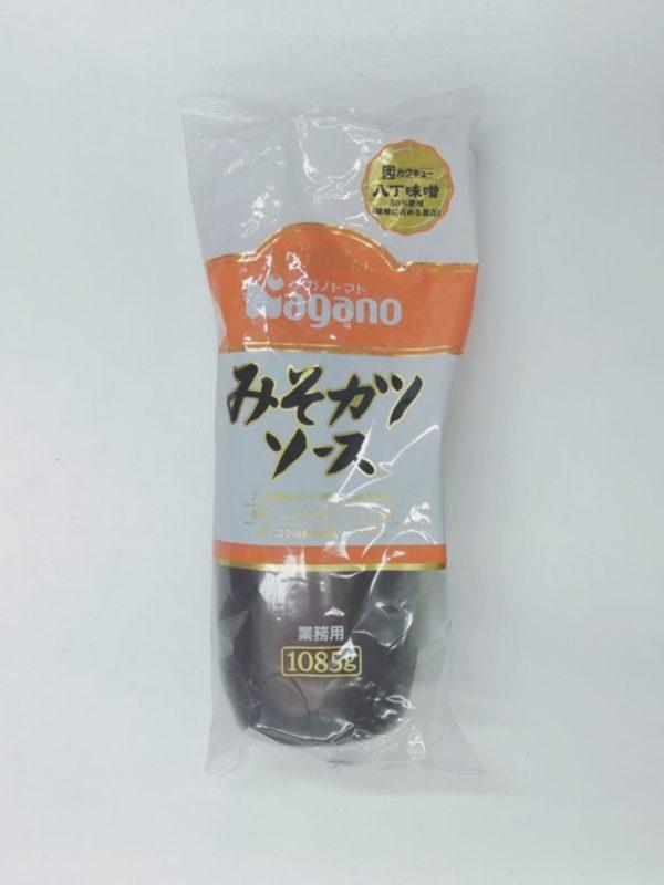 Miso Katsu Sauce 1085g