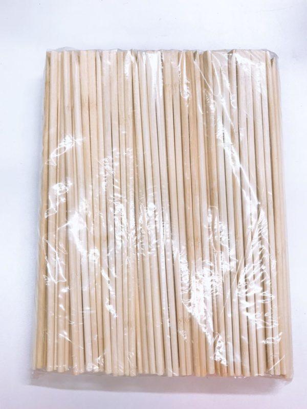 Bamboo Chopstick 24cm (No paper cover)