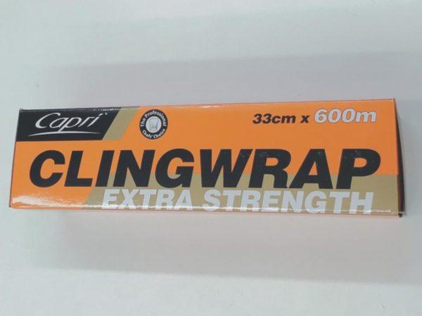 Cling Wrap 33cm X 600m