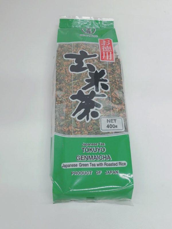 Genmai Tea Leaf 400g
