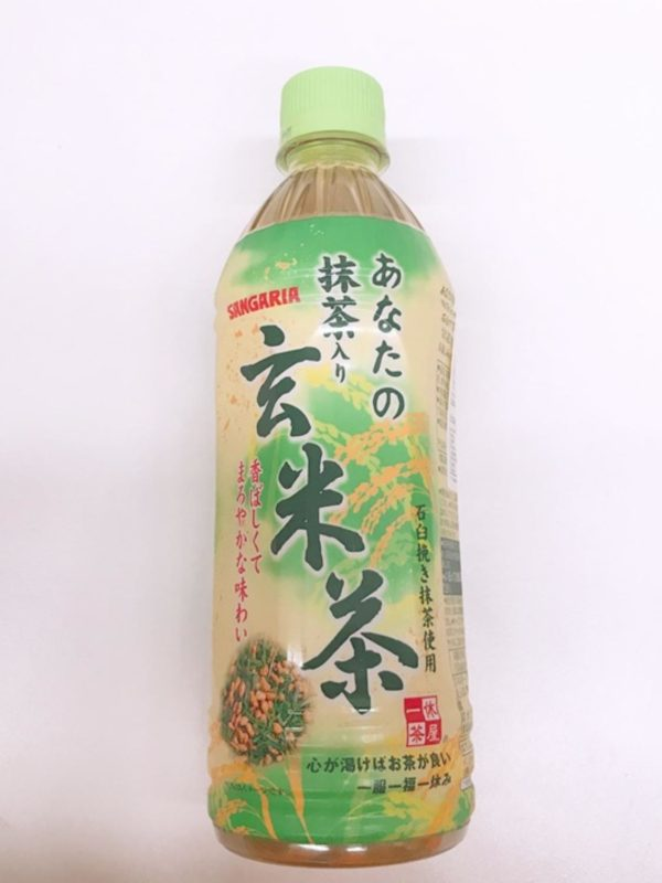 Anatato Genmaicha 500ml