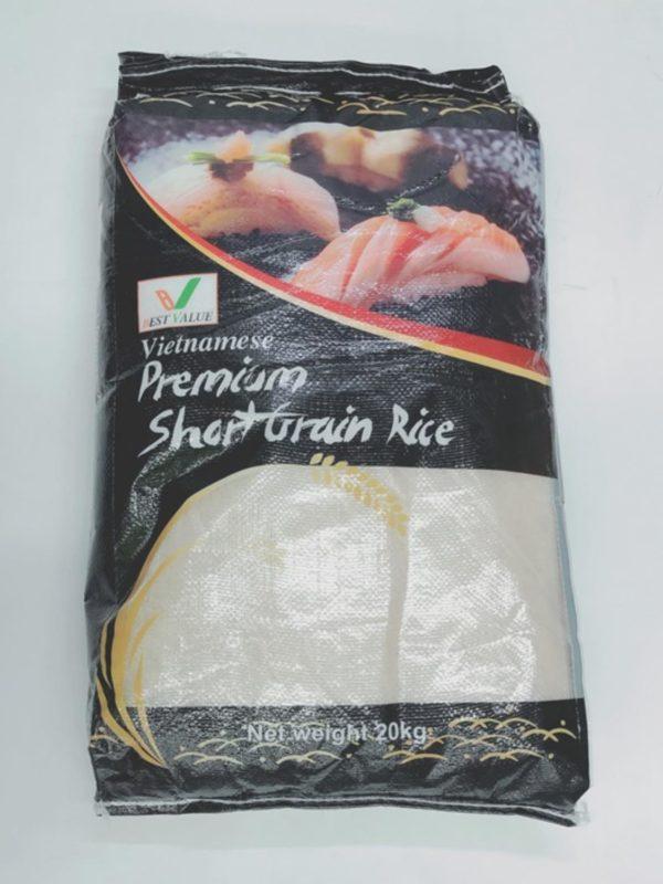 Best Value Premium Vietnamese Rice 20kg