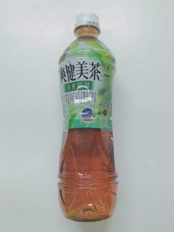 COCA COLA Soukenbicha Pet bottle 535ml
