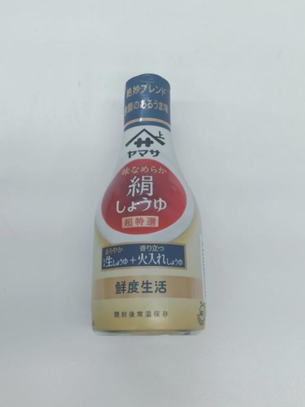 YAMASA Sendo No Itteki Soy Sauce 200ml (Kinu)
