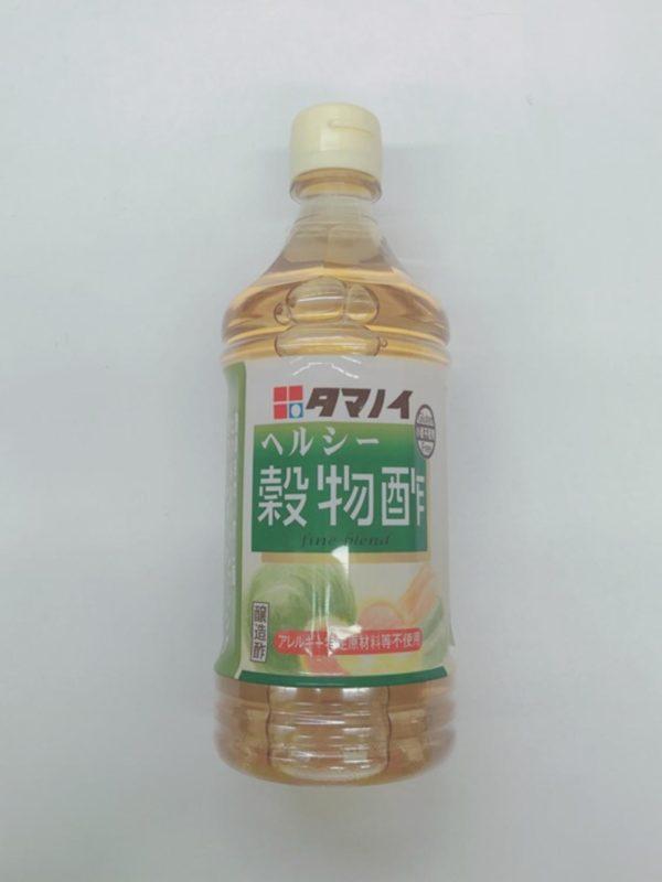 TAMANOI Healthy Wheat Vinegar 500ml