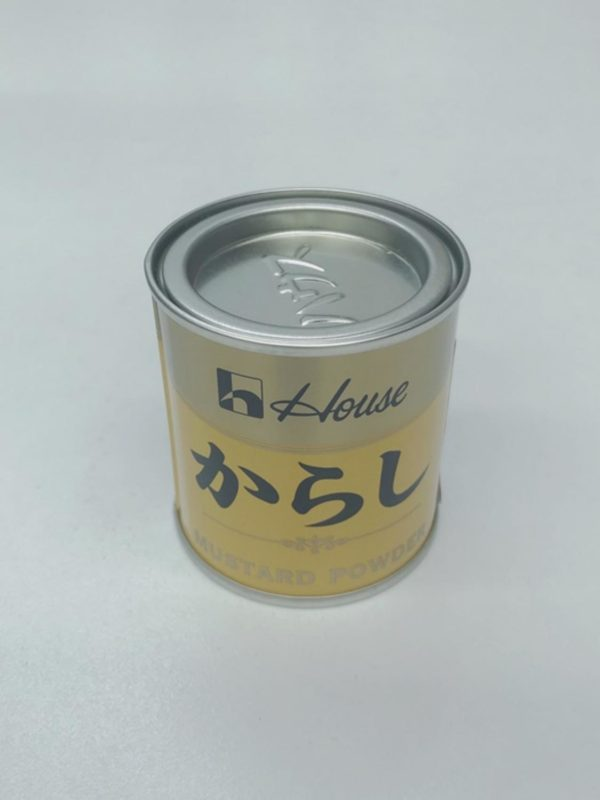HOUSE Canned Karashi mustard35g