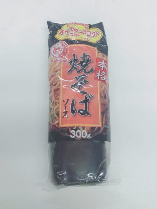 BULLDOG Yakisoba Sauce 300g