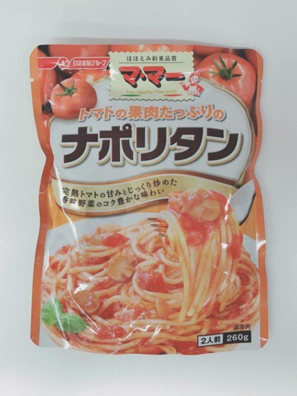 NISSHIN FOODS Pasta Sauce (Napolitan)260g