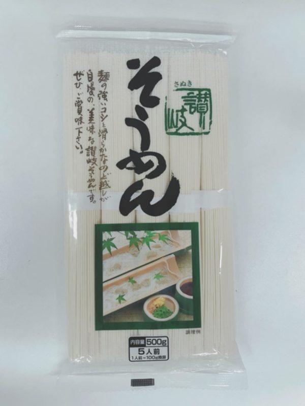 SANUKI SHISEI Somen Noodle 500g