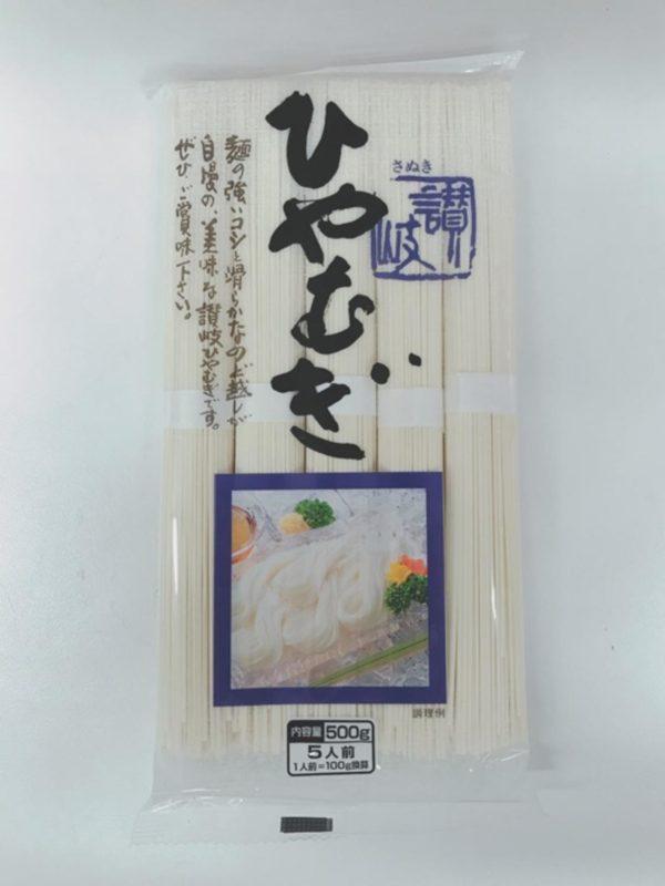 SANUKI SHISEI Hiyamugi Noodle 500g
