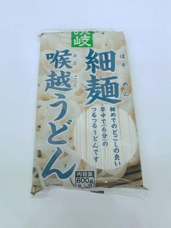 SANUKI SHISEI Udon(Thin) 600g
