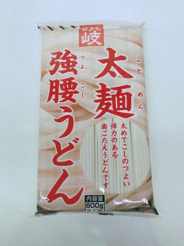 SANUKI SHISEI Udon(Thick) 600g