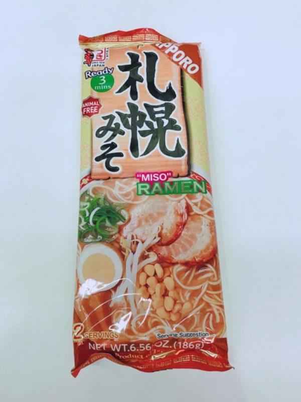 ITSUKIDried Ramen Noodle (Sapporo Miso Ramen)188g