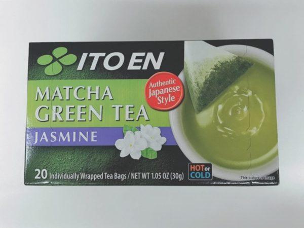ITOEN Matcha Green Tea Bag (Jasmine)20P