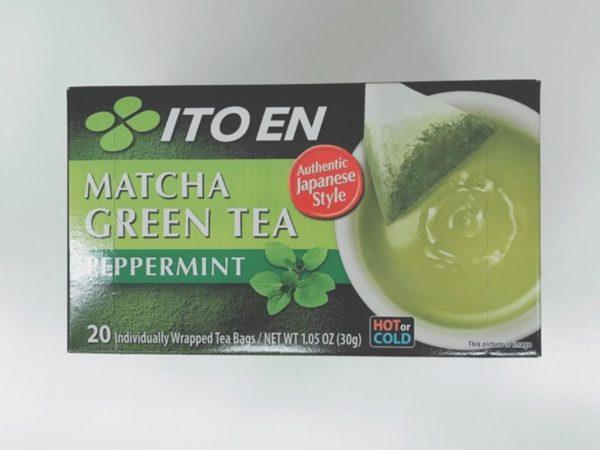 ITOEN Matcha Green Tea Bag (Peppermint)20P