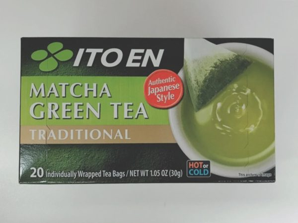 ITOEN Mathc Green Teabag 20P