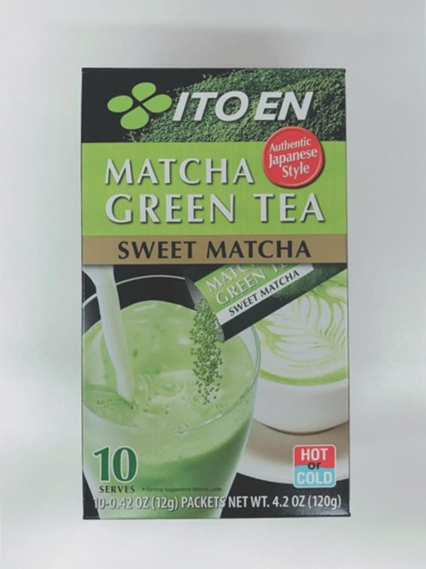 ITOEN Sweet Match Powder Stick 10P