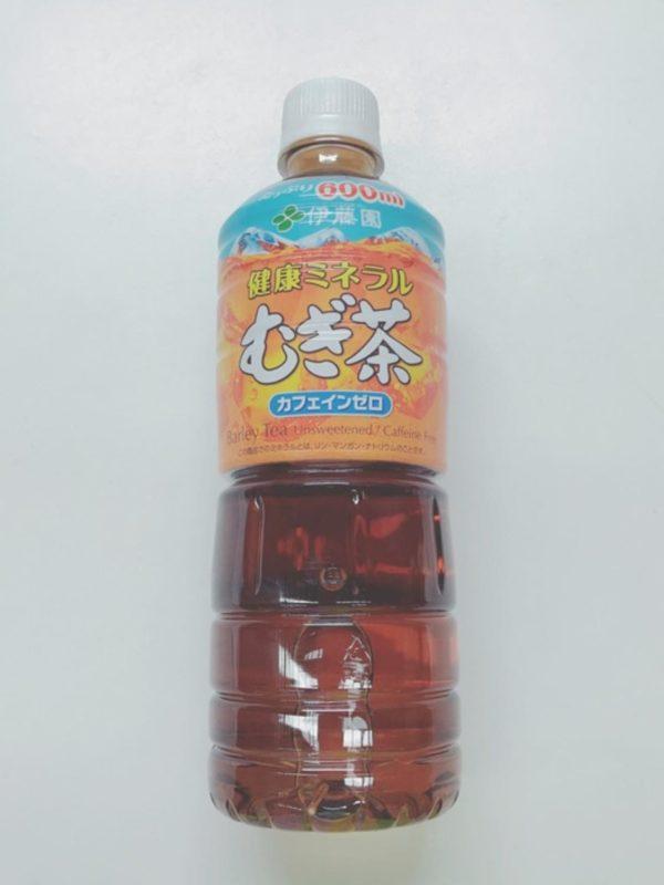 ITOEN Mineral Barely tea PET 600ml