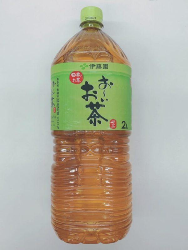 """ITOEN """"Oi Ocha"""" Green tea PET 2.0L"""