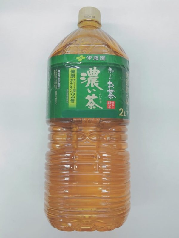 "ITOEN ""Oi Ocha"" Green Tea (Strong Taste) 2L"