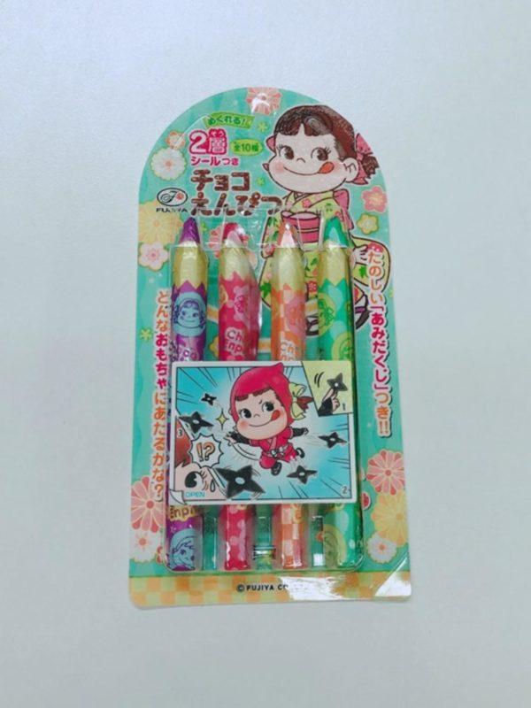 FUJIYA Pencil Chocolate 27g