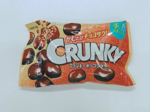LOTTE Pop Joy (Crunky)44g